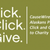 CauseWired Alaskans Use Social Media to Pick, Click and Give to Charity