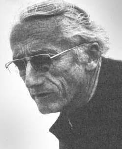 Picture of Jacques-Yves Cousteau.