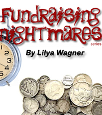 Fundraising Nightmares Lilya Wagner