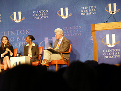 Clinton Global Initiative Opening Plenary
